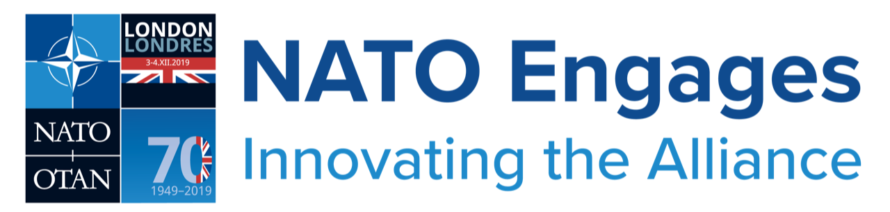 NATO Engages Logo