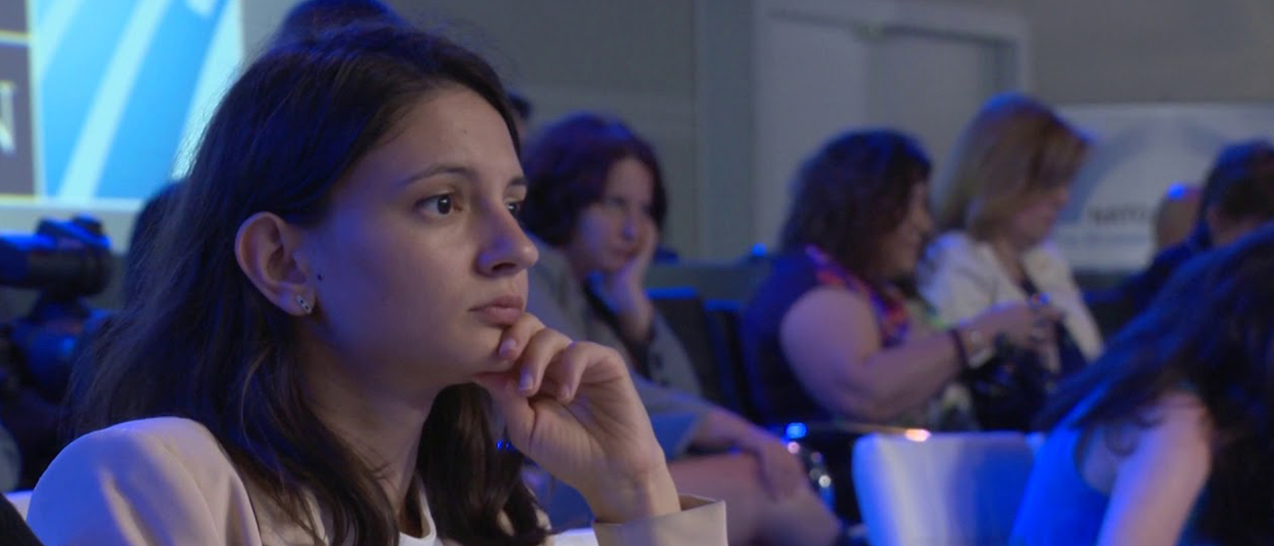 Video: What Do Young People at #NATOEngages Think of Security?