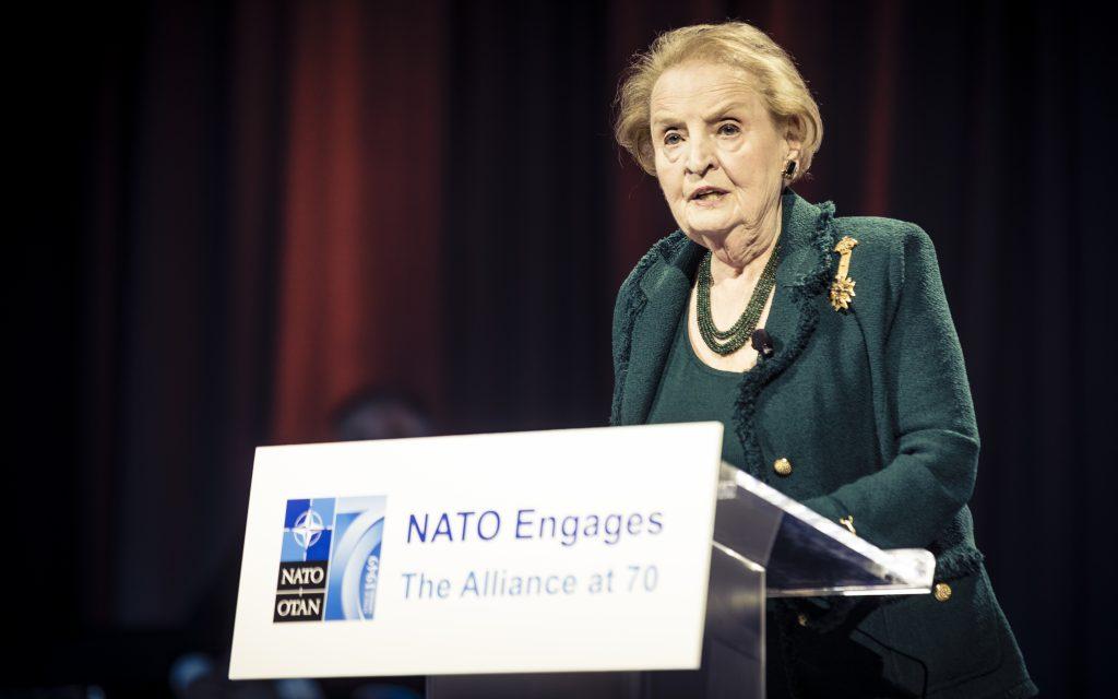 Madeleine K. Albright, Chair, Albright Stonebridge Group