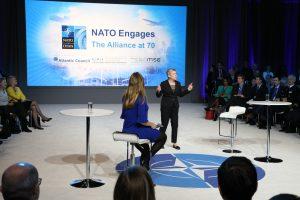 Rose Gottemoeller, Deputy Secretary General, NATO and Jessica Donati, Reporter, Wall Street Journal