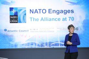 Ines Pohl, Editor-in-chief, Deutsche Welle