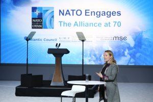Álfrún Perla Baldursdóttir, Political Advisor, NATO Senior Civilian Representative in Afghanistan