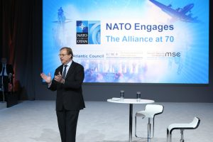 Frederick Kempe, President and CEO, Atlantic Council