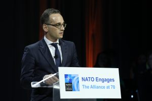 Heiko Maas, Federal Minister of Foreign Affairs, Federal Republic of Germany