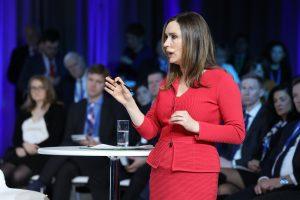 Margaret Brennan, Moderator, Face the Nation, CBS News