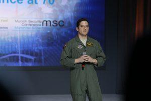 Major Matt Wilson, United States Air Force