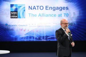 Rastislav Káčer, Chairman, GLOBSEC