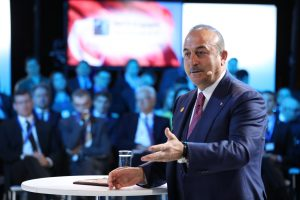 Mevlüt Çavuşoğlu, Minister of Foreign Affairs, Republic of Turkey